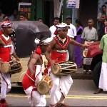 Pastel de la procession